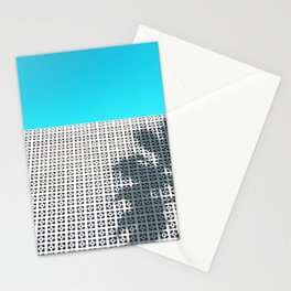 Parker Palm Springs with Palm Tree Shadow Stationery Cards