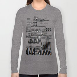 AAAh!!! Long Sleeve T-shirt