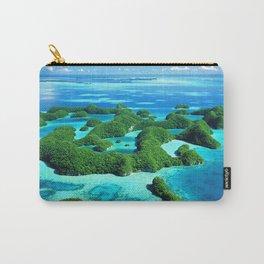 Palau Island Paradise Carry-All Pouch