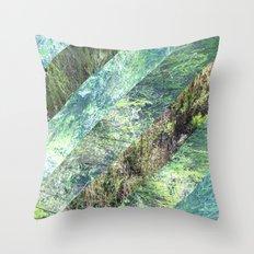 Super Natural No.3 Throw Pillow