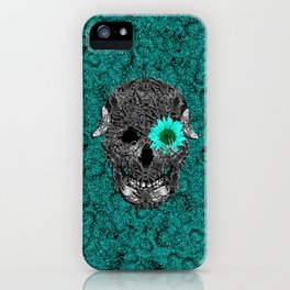 Insect Skull iPhone Case