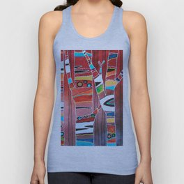Fiesta Forest Unisex Tank Top