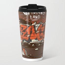 No Man's Land Metal Travel Mug