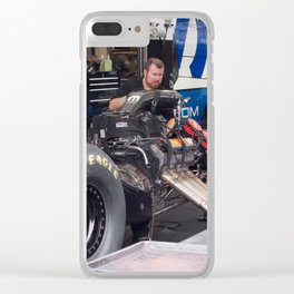 The Engine Whisperer Clear iPhone Case