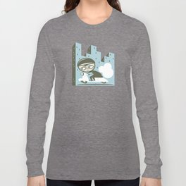 Scooter Boy Long Sleeve T-shirt