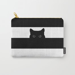 Peaking Cat - Meow... Carry-All Pouch