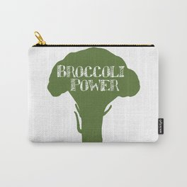 Broccoli Power Carry-All Pouch