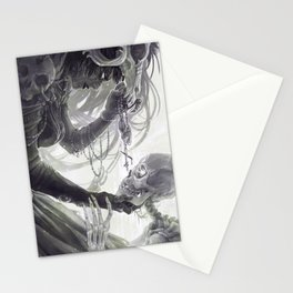 The Necromancer Stationery Cards