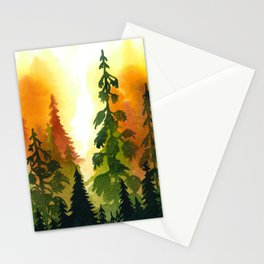 Summers' End II Stationery Cards