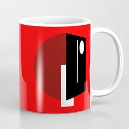 TELEV  IS  ON Coffee Mug