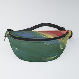 Rainbow Junk mail Fanny Pack