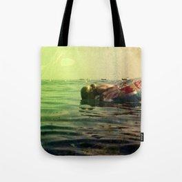 Seabed Tote Bag