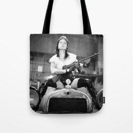 Vivian Del Rio Tote Bag