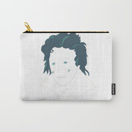 Percy Bysshe Shelley Carry-All Pouch