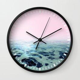 Bermuda Skies Wall Clock