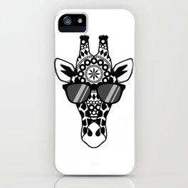 Summertime Mandala Giraffe | Animal Designs | DopeyArt iPhone Case