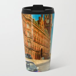 St. Pancras London Travel Mug
