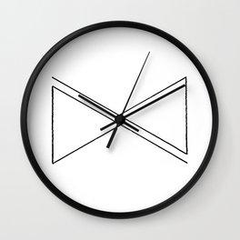 Interconnection Wall Clock