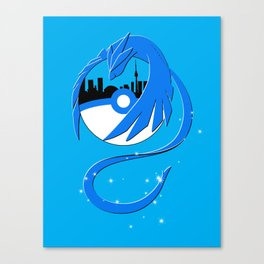 Team Mystic Toronto [3] Canvas Print