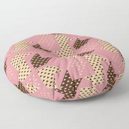 Clover&Nessie Macaron/Wine Floor Pillow