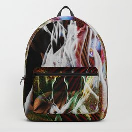 Sagg-Unicorn  abstract art Backpack