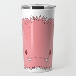 Spoopy Pritty Kitty disguise! Travel Mug