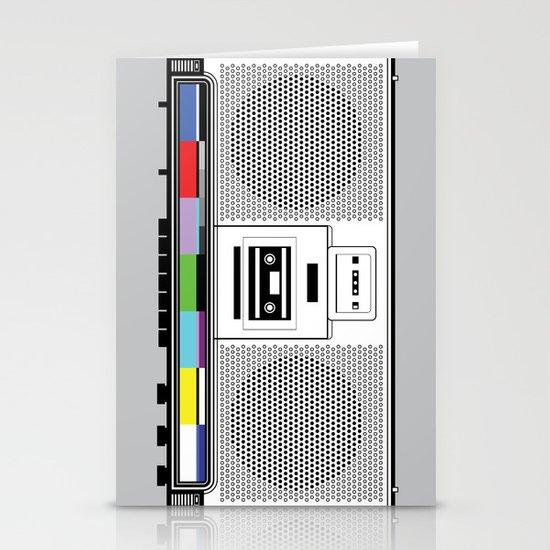 1 kHz #9 Stationery Cards