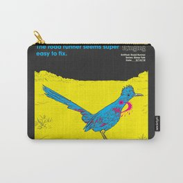 Road Runner Carry-All Pouch