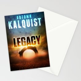 Legacy Jumpgate Stationery Cards