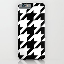 Dogtooth iPhone Case
