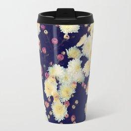 Mums in the Fall Travel Mug
