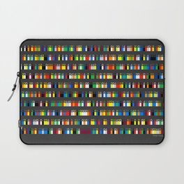 Color by Number: Pi Laptop Sleeve