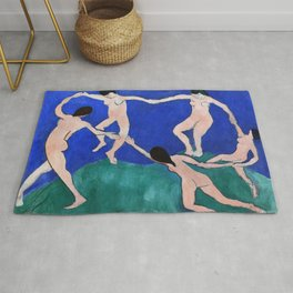 Danse (I) (Dance 1), Henri Matisse, 1910 Artwork Design, Poster Tshirt, Tee, Jersey, Postcard Rug
