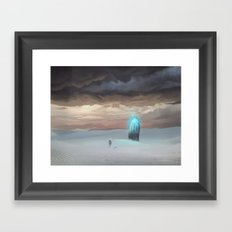Ancient Obelisk Framed Art Print