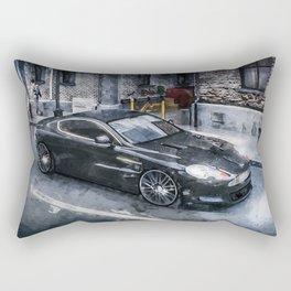 car paint effect Rectangular Pillow