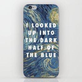 Stuck on the Stars iPhone Skin