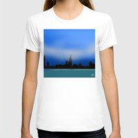 chicago T-shirts featuring Chicago by dBranes