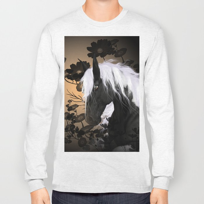 Wonderful horse Long Sleeve T-shirt