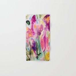garden fantasy Hand & Bath Towel