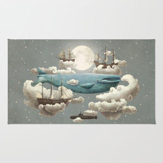 Ocean Meets Sky Rug