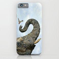 Elephant Cyril And Hummingbird Ayre Slim Case iPhone 6s
