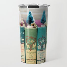 Christmas in Green Travel Mug