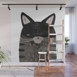 Un gato, es un gato, es un gato Wall Mural