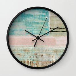 Iona Bay I Wall Clock
