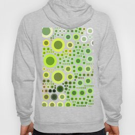 Jade Green Bubbles Hoody