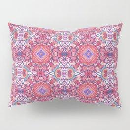 Painted Pattern Pillow Sham