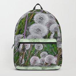 SEEDS OF DANDELION Backpack