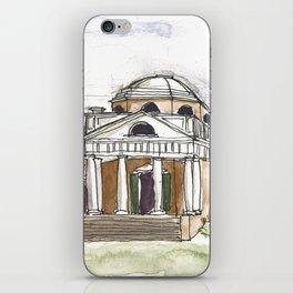 Monticello iPhone Skin