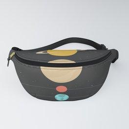 Solar System Fanny Pack