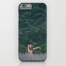 Blurry Greens Slim Case iPhone 6s